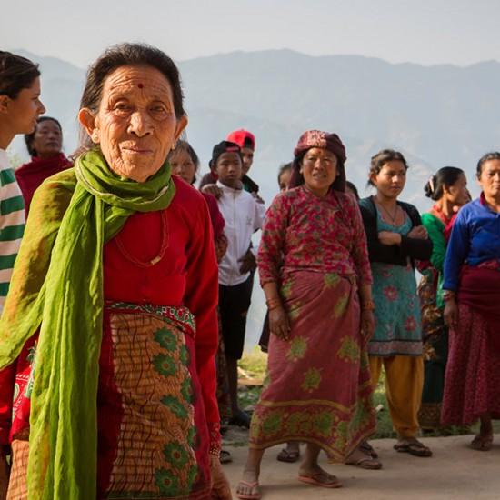 Her Farm in Nepal